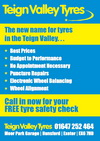 Teign Valley Tyres